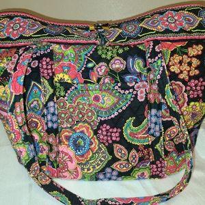 Vera Bradley Floral & Paisley Tote/Diaper Bag
